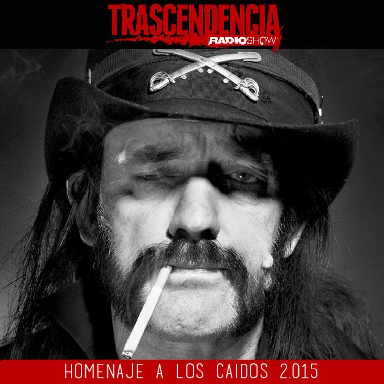 cover art for Rockeros que dijeron adiós en 2015