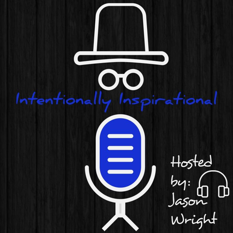 cover art for Episode #10: Getting to Know The Man Behind The Curtain with Jason Wright