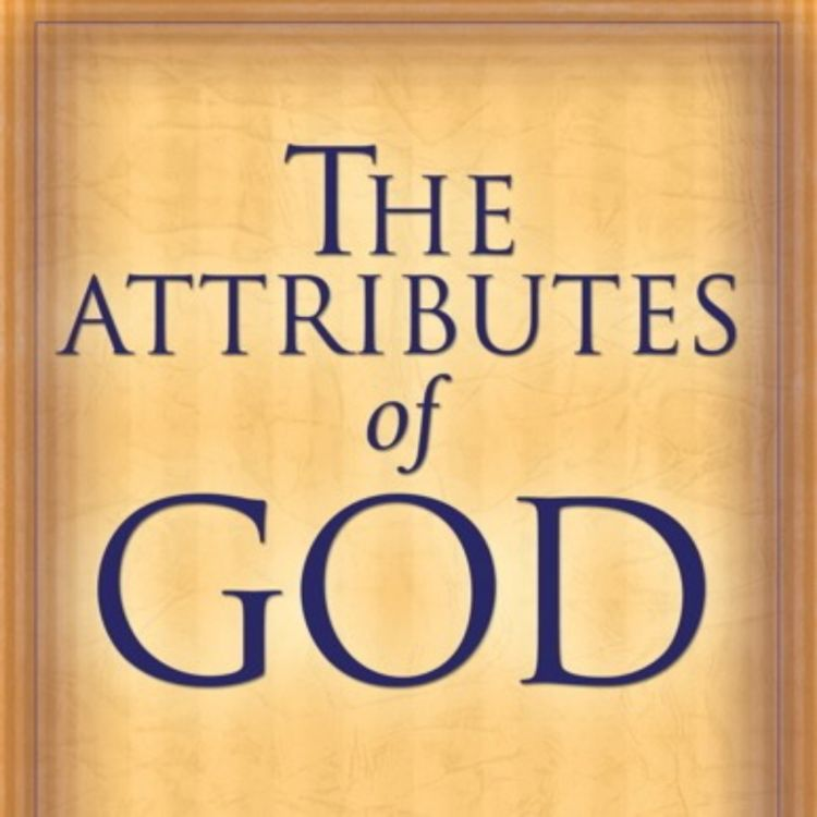 cover art for 050 - The Attributes of God - The Solitariness of God