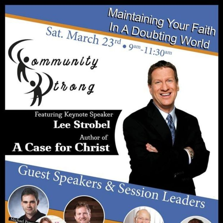 cover art for 076 - Community Strong Family Conference