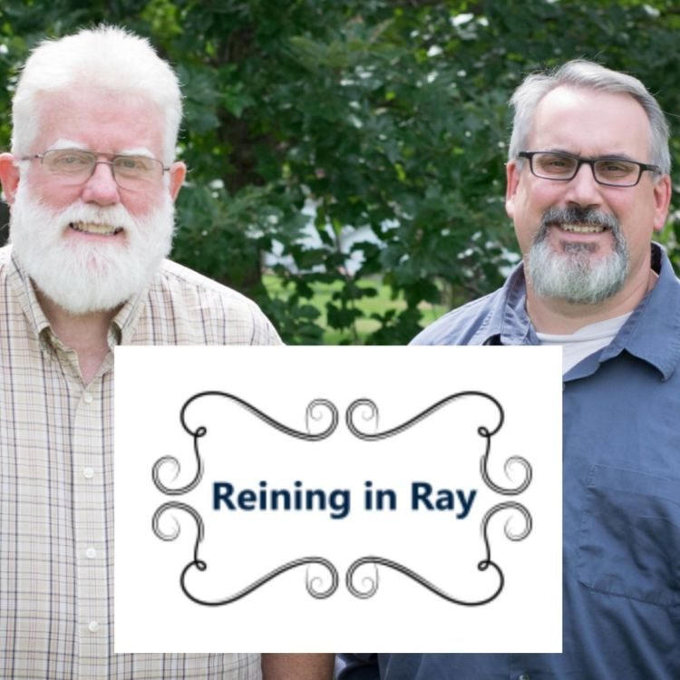 cover art for Reining in Ray - Ray the Preacher Man