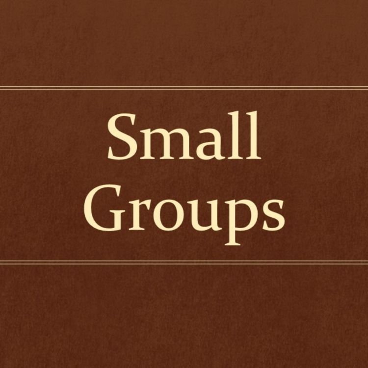cover art for 116 - Small Groups