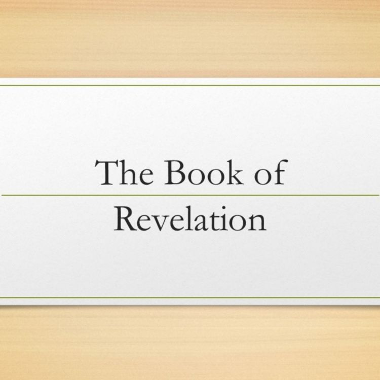 cover art for 118 - The Book of Revelation