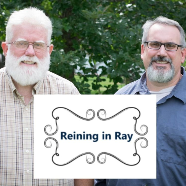 cover art for Reining in Ray - Quarantine Edition