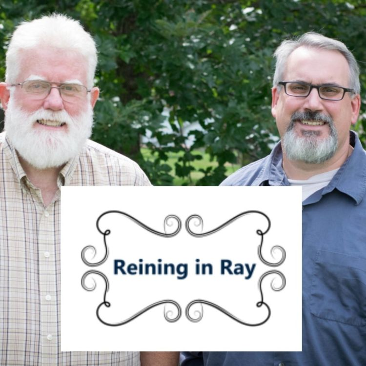 cover art for Reining in Ray - Educating the Church on Pizza