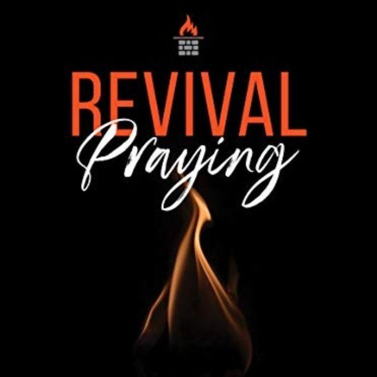 cover art for 143 - Revival Praying