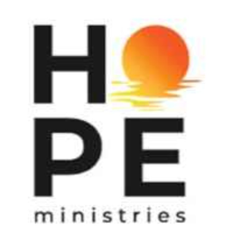 cover art for 160 - Hope Ministries