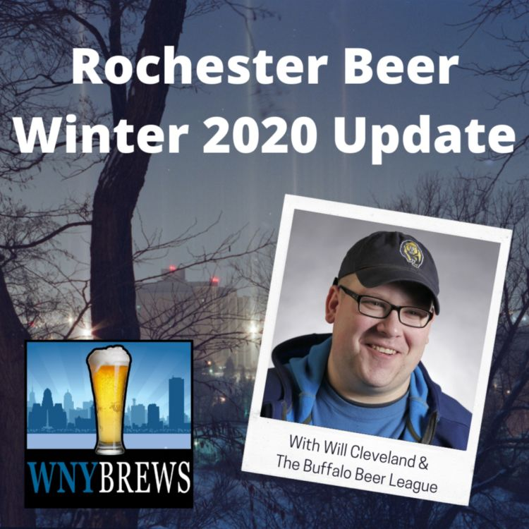 cover art for Rochester Beer Winter 2020 Update