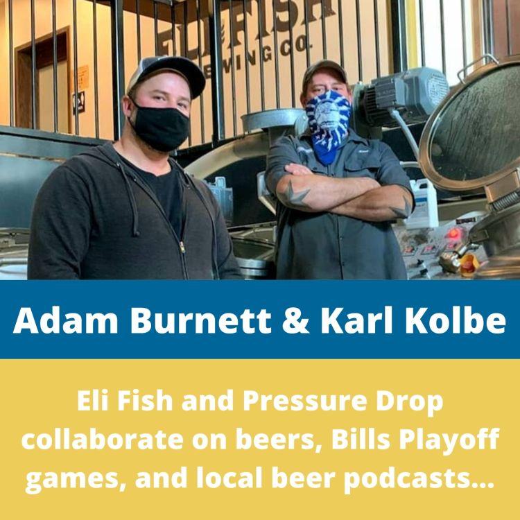 cover art for Adam Burnett & Karl Kolbe