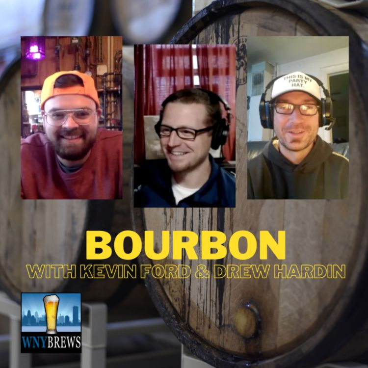 cover art for Bourbon: With Kevin Ford and drew Hardin