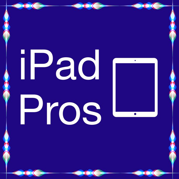 cover art for iPad Only Since 2014 with Andy Nicolaides (iPad Pros - 0031)