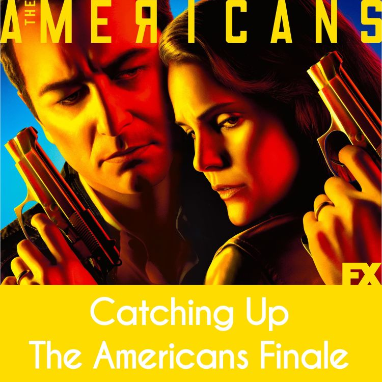 cover art for 26 The Americans Post-Mortem