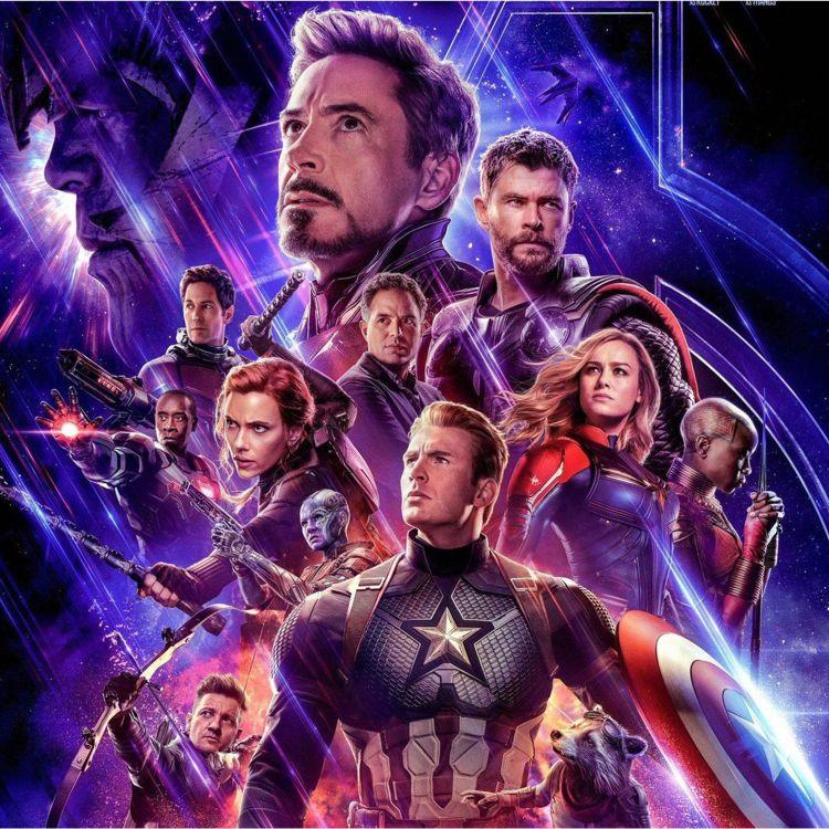 cover art for 38 Avengers: Endgame