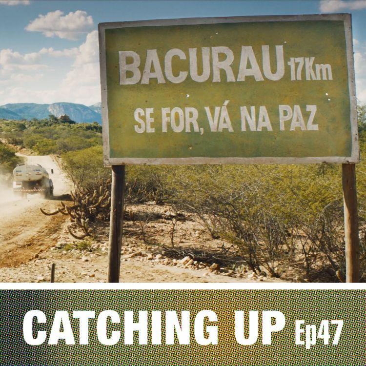 cover art for 47 Bacurau