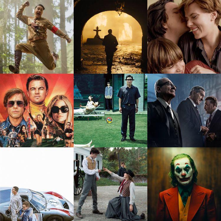 cover art for 55 Oscar 2020