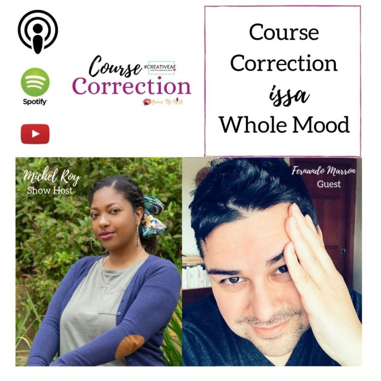 cover art for Course Correction Issa Whole Mood