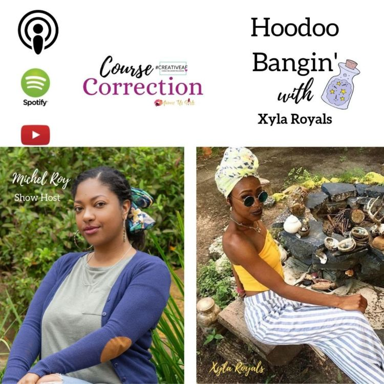 cover art for Hoodoo Bangin' with Xyla Royals