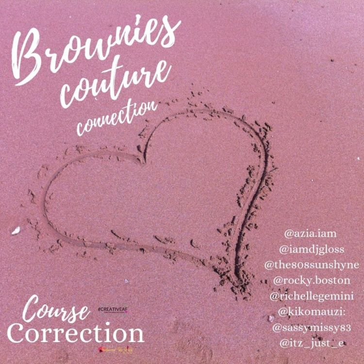 cover art for Course Correction: Brownies Couture Connection