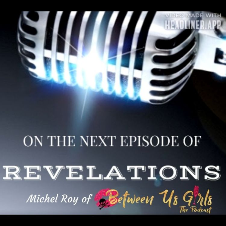 cover art for Michel on Revelations Podcast with Cole Johnson