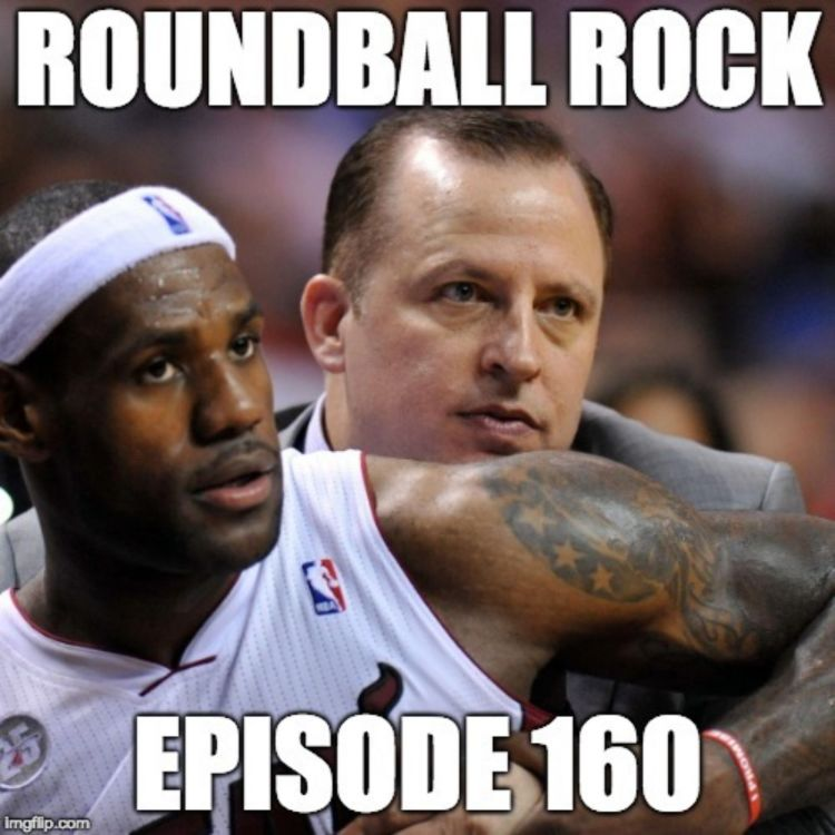 """cover art for Episode 160: """"Jimmy Butler's the Friend You Play Video Games With Who is Screaming For No Reason and Throwing the Controller"""""""