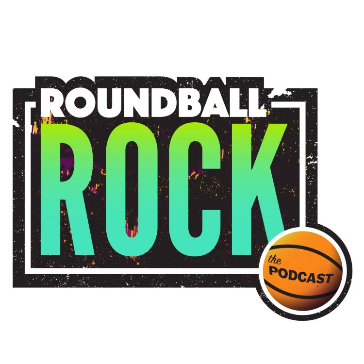 cover art for Ep. 175- And The Roundball Rock Sportist Of The Year Is...