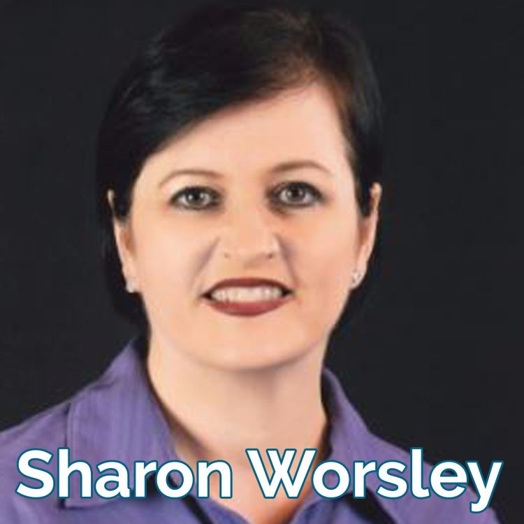cover art for Balancing External Demands with Your Own Needs with Sharon Worsley