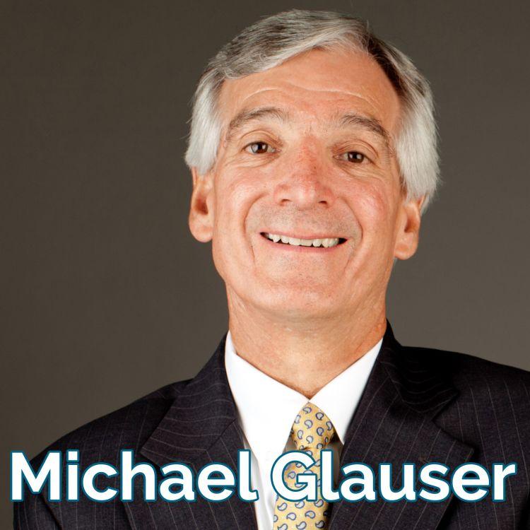 cover art for Michael Glauser: Main Street Entrepreneurs