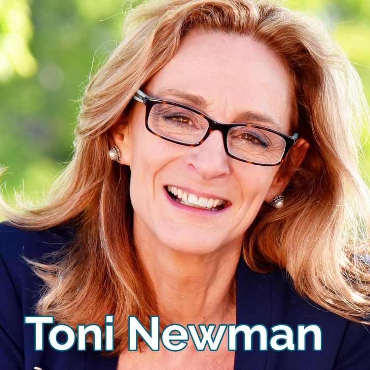 cover art for Why Being Better Than Your Competitor Isn't Good Enough With Toni Newman