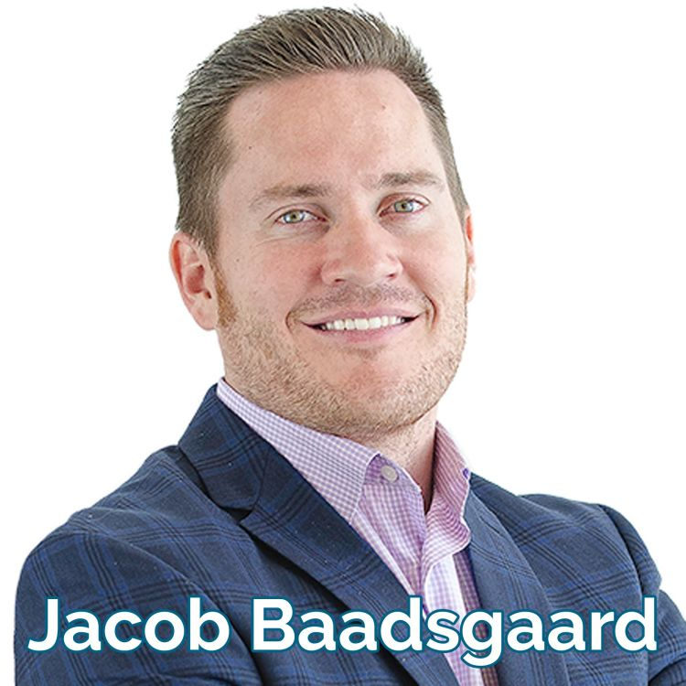 cover art for  [audio] Why hiring inexperienced people and giving away profit is great for business with Jacob Baadsgaard