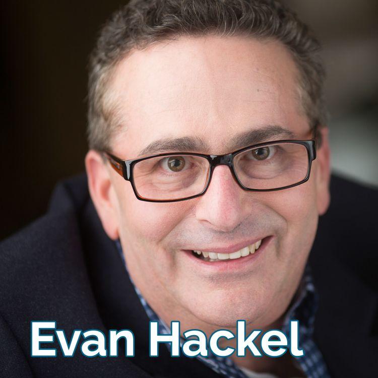 "cover art for Evan Hackel: ""Ingaging"" Leadership [audio]"