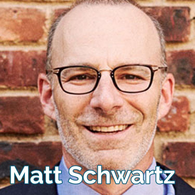 cover art for Matt Schwartz: Transformational Talent [audio]