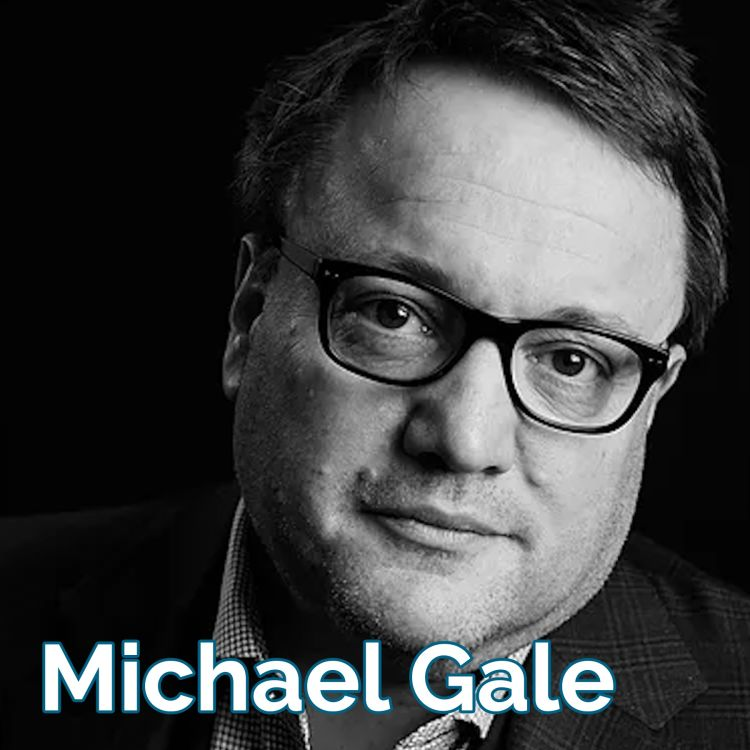 cover art for Michael Gale: The Digital Helix [audio]