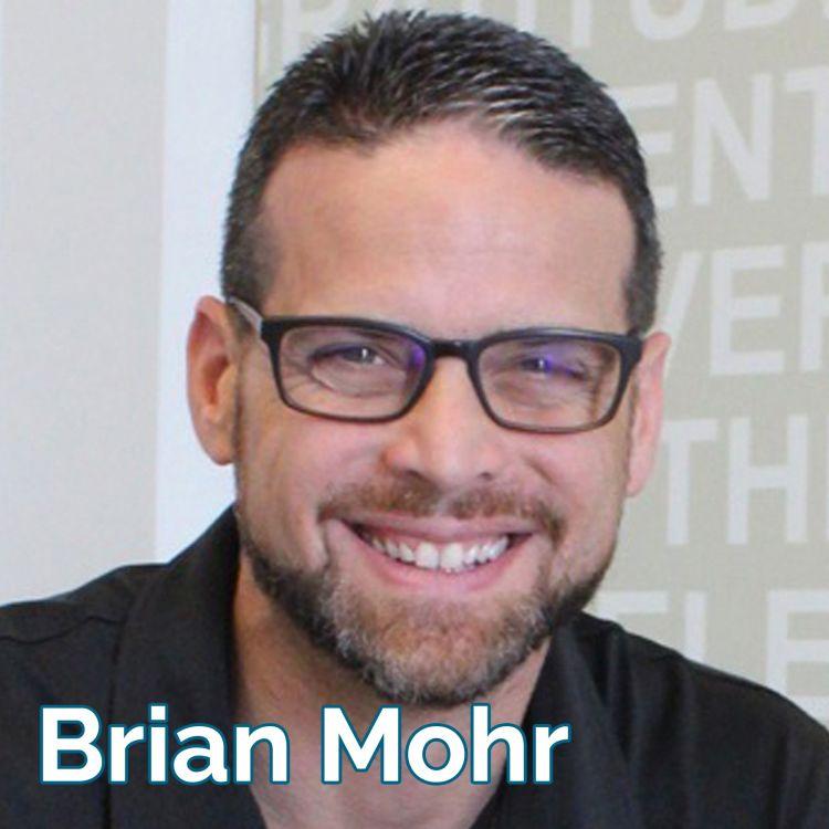 "cover art for Brian Mohr: ""Hiring on Purpose"" [audio]"
