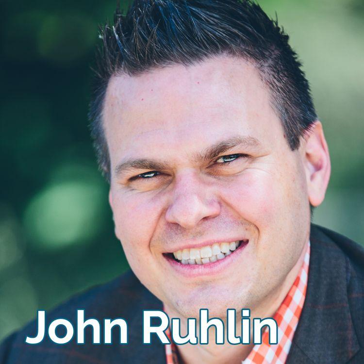 cover art for John Ruhlin: Giftology [audio]
