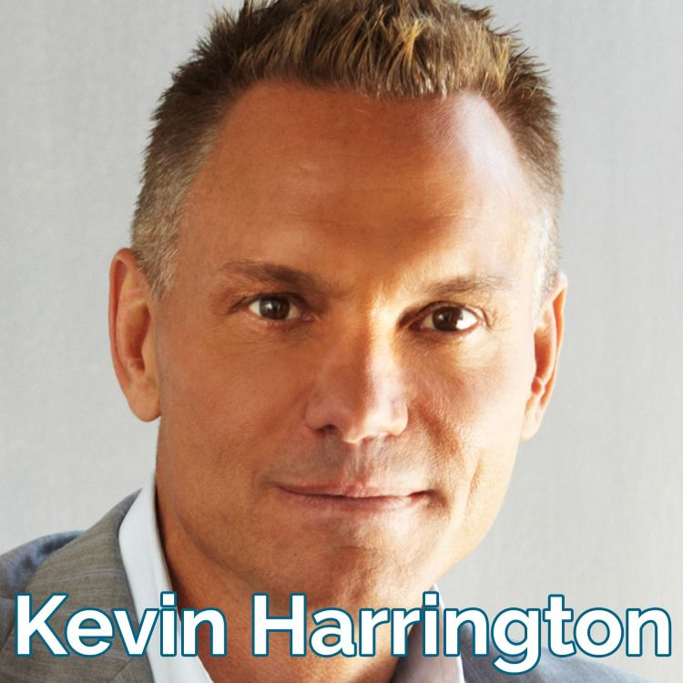 cover art for Kevin Harrington: Swim With The Sharks [audio]