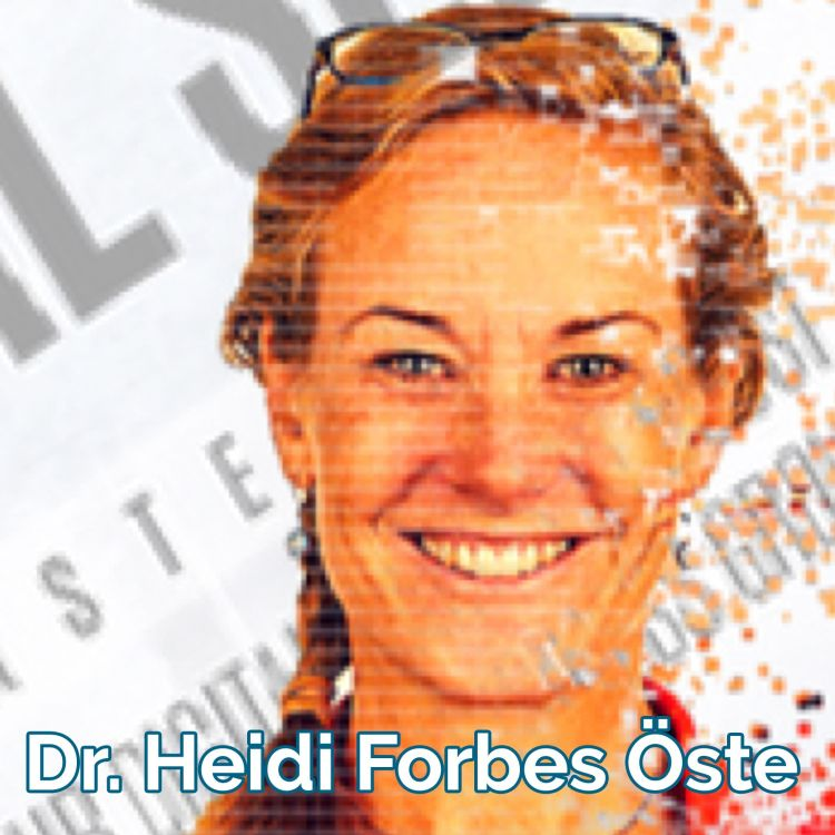 cover art for Can I.T Live in Harmony with Your Most Human Self? [audio] with Dr Heidi Forbes Öste
