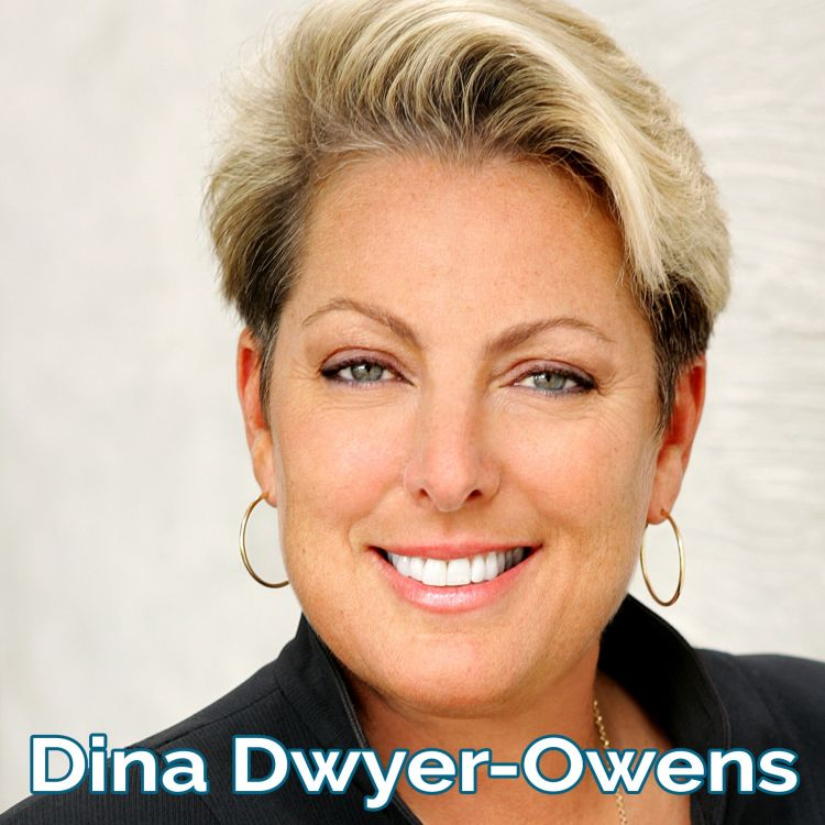 cover art for Dina Dwyer-Owens: Incorporating Values Will Change the World [audio]
