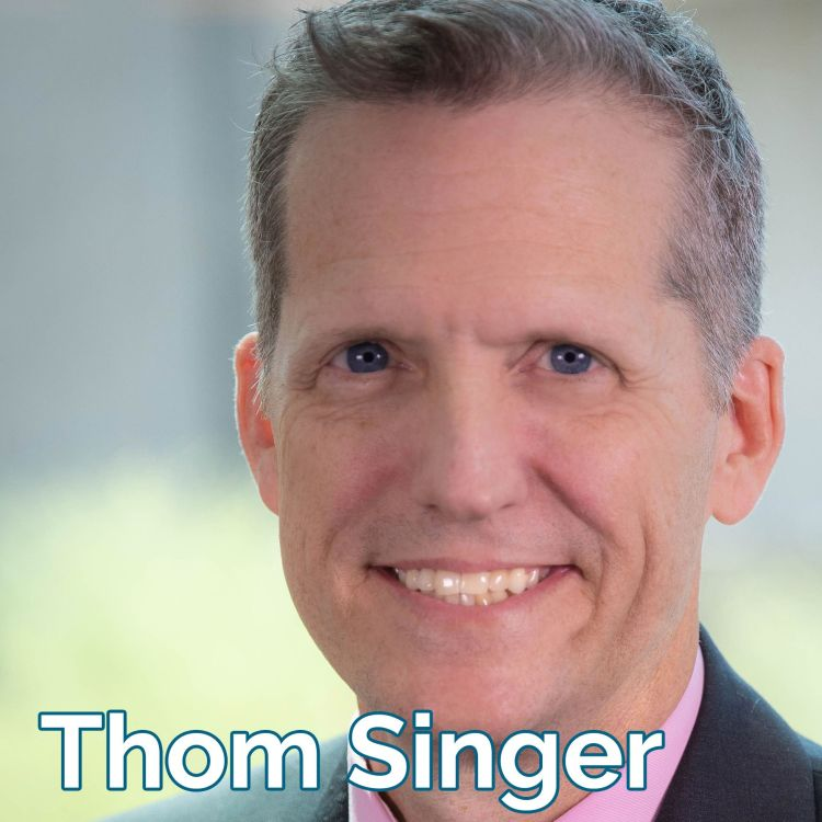 cover art for Why Some People Will Never Reach Their Potential [audio] With Thom Singer