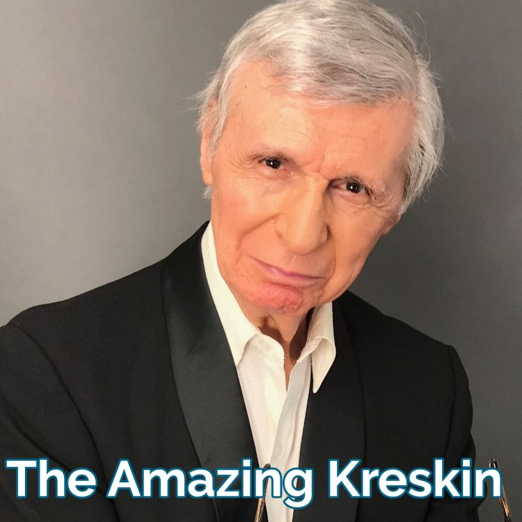 cover art for The Amazing Kreskin [audio]