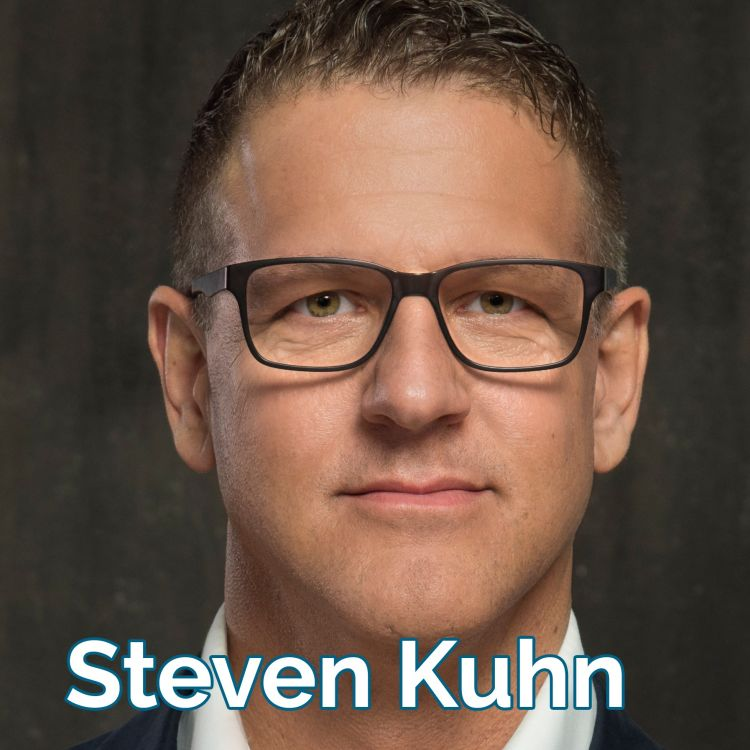 cover art for Steven Kuhn: Becoming a Leadership H.I.T man/woman [audio]