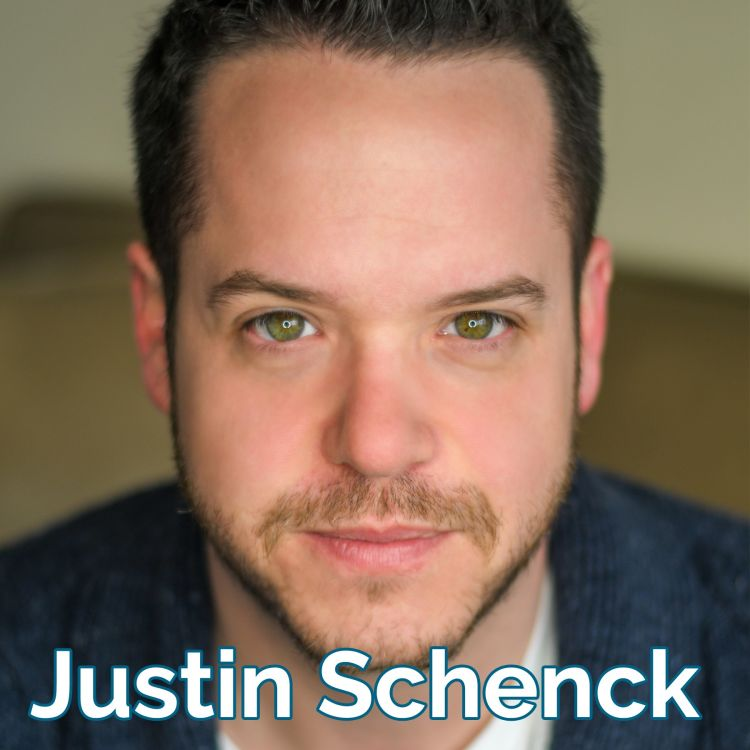cover art for  Justin Schenck: Why Your Social Brand is Vital [audio]