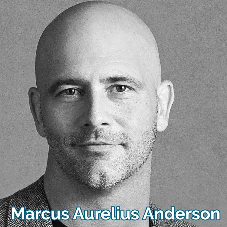 cover art for Marcus Aurelius Anderson: The Gift of Adversity [audio]