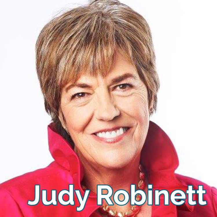 cover art for Crack the Funding Code [audio] with Judy Robinett