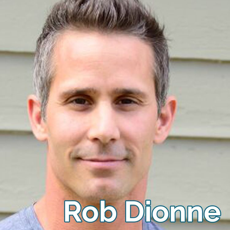 cover art for Is Leadership Making You Fat? [audio] with Rob Dionne