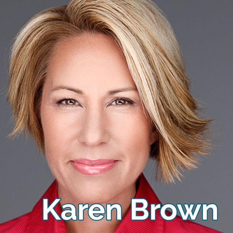 cover art for Karen Brown: Unlimiting Your Beliefs [audio]