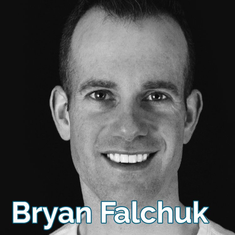 cover art for  Bryan Falchuk: Do a Day at a time [audio]