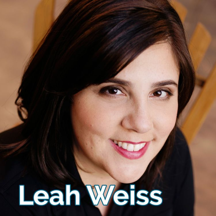 cover art for How We Work [audio] Dr. Leah Weiss