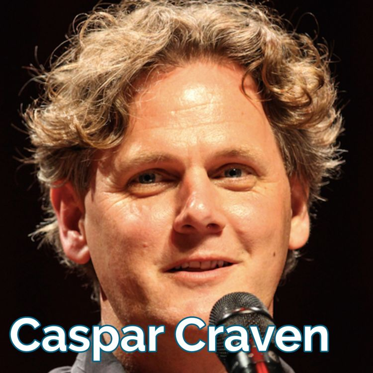 """cover art for Asking: """"Is This All There Is?"""" Can Transform Your Business [audio] Caspar Cravan"""