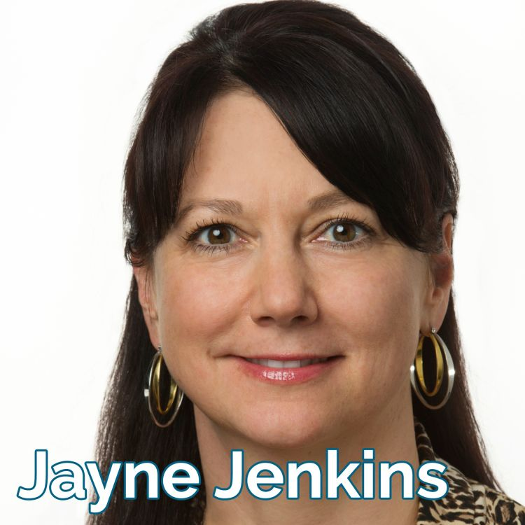cover art for The Power of Human Intelligence [audio] with Jayne Jenkins