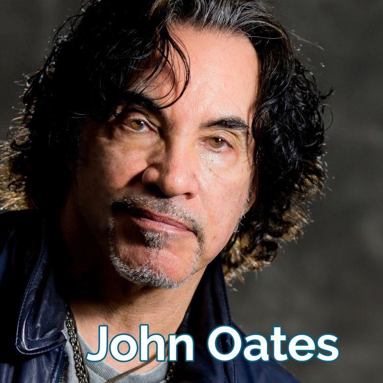 cover art for John Oates of Hall & Oates [audio] Long Term Partnership